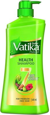 Dabur Vatika Health Shampoo (640ML)