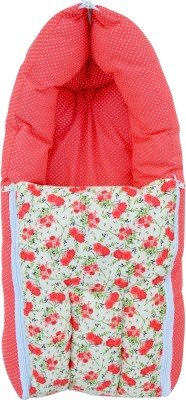 Younique 3 in 1 Baby Bed Carrier Sleeping Bag(Red)