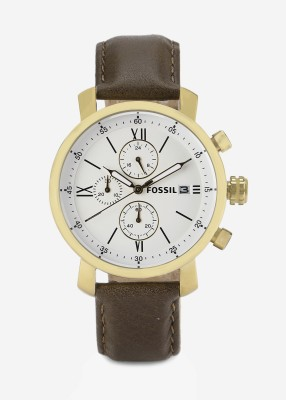 Fossil BQ2310 LUTHER 3H Hybrid Watch  - For Men