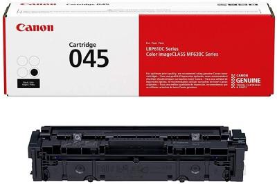 Canon 045 Single Color Ink Toner(Black)