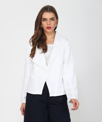 Provogue Full Sleeve Solid Women Jacket