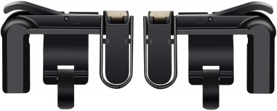 eDUST K01 Improved Design PUBG V3.0 Mobile Game L1 R1 Sensitive Shoot and Aim Controller  Joystick(Black, For PC)