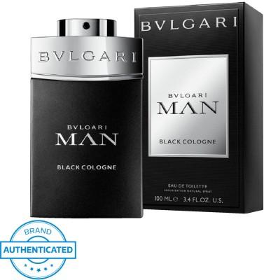 Bvlgari Man In Black Cologne Eau de Toilette  -  100 ml(For Men)
