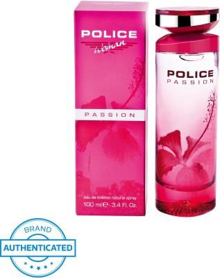 Police Passion Femme Eau de Toilette  -  100 ml(For Women) at flipkart