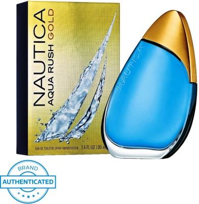 Nautica Aqua Rush Gold Eau de Toilette - 100 ml(For Men)
