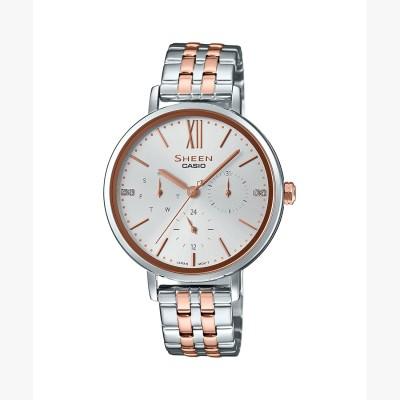 Casio SX233 Sheen Analog Watch  – For Women