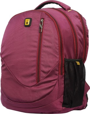 a3c209dcfdb1 58% OFF on Blowzy Lite Weight Waterproof Casual 15.6 L Laptop Backpack (Maroon)