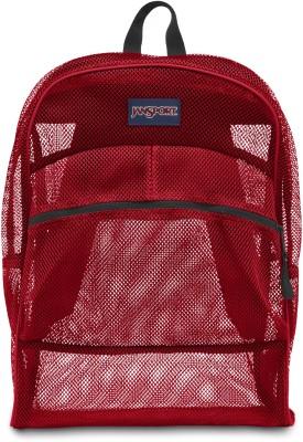 JanSport MESH PACK 32 L Backpack(Red)