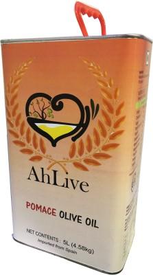 ahlive Pomace Olive Oil Tin(5 L)