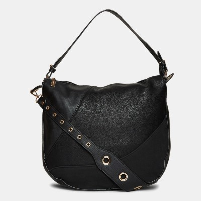 Chemistry Women Black Shoulder Bag at flipkart