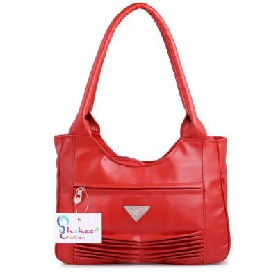 Shokeen Collection Girls Red Shoulder Bag