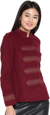 All About You Full Sleeve Printed Women Jacket at flipkart
