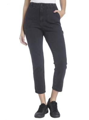 Vero Moda Women Black Jeans at flipkart