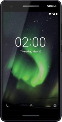 Nokia 2.1 (Blue & Silver, 8 GB)(1 GB RAM)