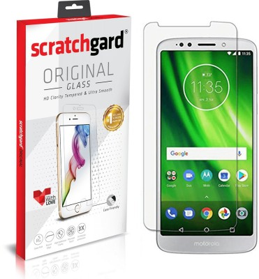 Scratchgard Screen Guard for Motorola Moto G6 Play, Superglass