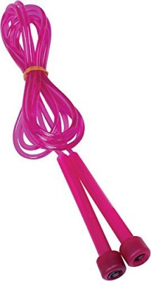 Victor Exercise And Fitness Speed Skipping Rope(Pink, Length: 274 cm)