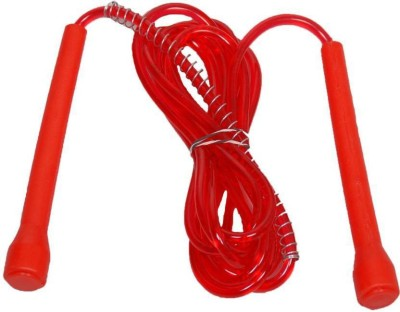 Victor Exercise And Fitness Speed Skipping Rope(Red, Length: 274 cm)