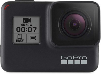 GoPro 7 (Black 12 MP) Sports and Action Camera(Black 12 MP)