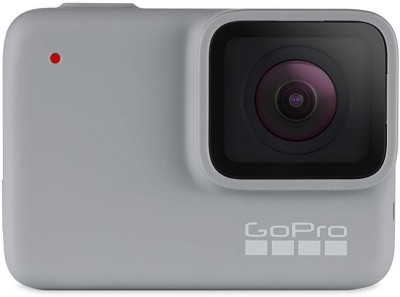 GoPro 7 (White 10MP) Sports and Action Camera(White 12 MP)