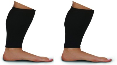 Sira Joint Comfo Sira Copper Compression Calf Support Sleeve Knee, Calf   Thigh Support Black