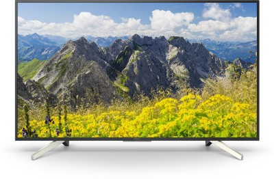 Sony Bravia X7500F 138.8cm (55 inch) Ultra HD (4K) LED Smart Android TV(KD-55X7500F)