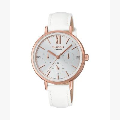 Casio SX232 Sheen Analog Watch  – For Women