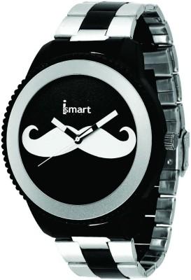 iSmart 6 Notifier Smartwatch Silver Strap, 1 iSmart Smart Watches