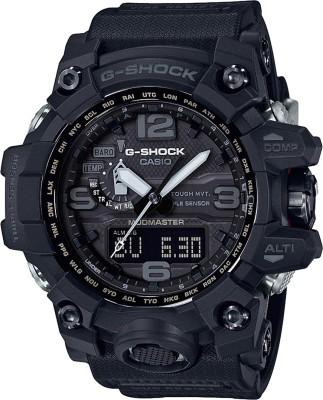 CASIO G843 G-Shock ( GWG-1000-1A1DR ) Analog-Digital Watch - For Men