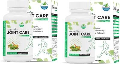 HERBAL VIBE 100% ayurvedic care natural capsules Capsules(60)