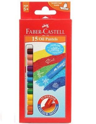 Faber-Castell 1 Croyan Color(Multicolor)