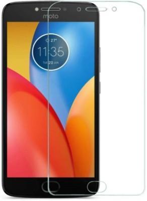 ELEF Impossible Screen Guard for Motorola Moto E4 Plus(Pack of 1)
