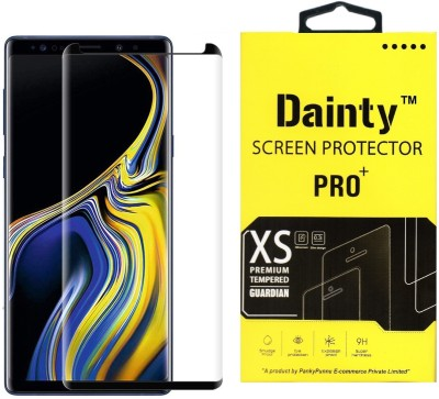 Dainty Tempered Glass Guard for Samsung Galaxy Note 9(Pack of 1)