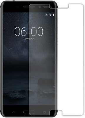 Spectacular Ace Tempered Glass Guard for Nokia 6(Pack of 1)