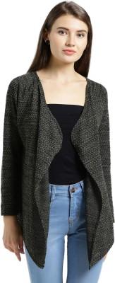 Taanz Full Sleeve Self Design Women Sweatshirt