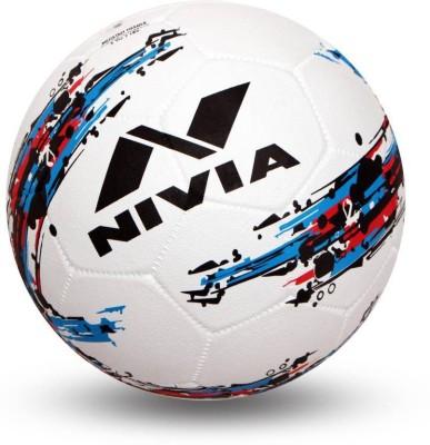 NIVIA strom Football   Size: 5 Pack of 1, Multicolor NIVIA Footballs