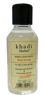 Khadi Pure NATURAL HERBAL HAIR SERUM BY GRAMODYOG(50 ml)