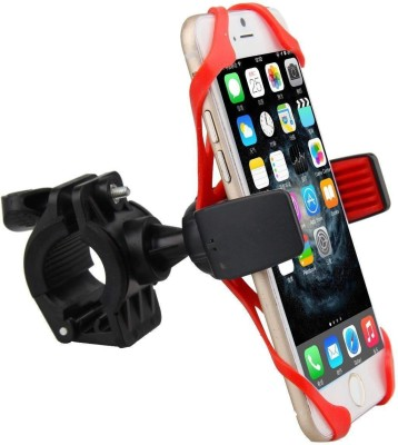 CEUTA Bike Mount, Universal Adjustable Bicycle Cell Phone Holder Cradle Stand Motorcycle Rack Handlebar Smartphone GPS Navigation Mobile Holder Flipkart