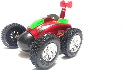 TTCServices Ben 10 Remote Car(Green & Red) Flipkart