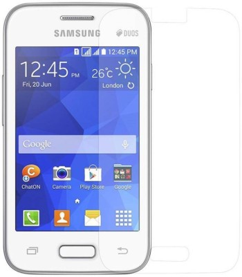 Pt Mobiles Tempered Glass Guard for SamsungGalaxy Young 2 G130H