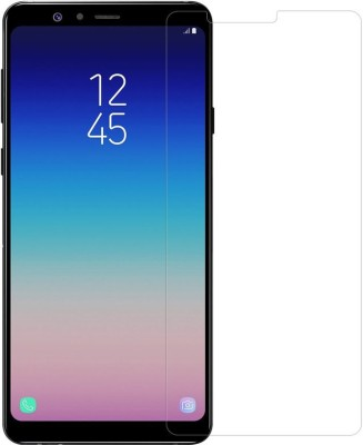 Khushal Tempered Glass Guard for Samsung Galaxy A8 Star(Pack of 1)