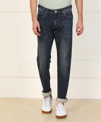 French Connection Slim Men Dark Blue Jeans at flipkart