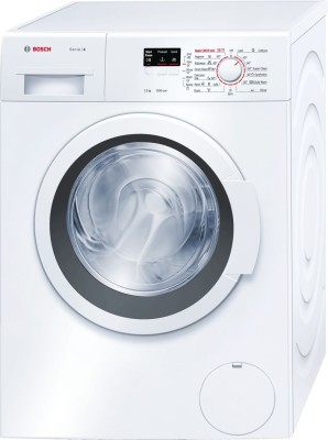 Bosch 7Kg Fully Automatic Front Load Washing Machine White (WAK20060IN, White)