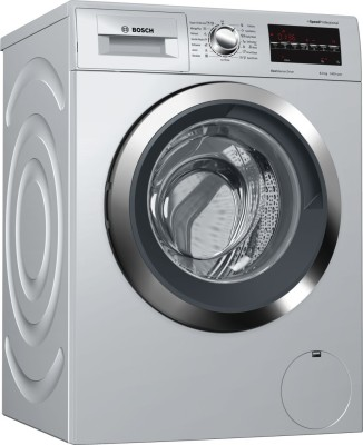 Bosch 8 kg Fully Automatic Front Load Washing Machine Silver(WAT28469IN)