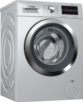 Bosch 8 kg Fully Automatic Front Load Washing Machine Silver(WAT28469IN) (Bosch)  Buy Online