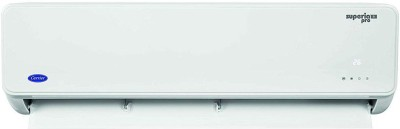 View Carrier 1 Ton 3 Star Split AC  - White(12K SUPERIA PRO SPLIT AC (3 STAR), Copper Condenser) Price Online(Carrier)