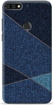 Loffar Back Cover for Honor 7C(Multicolor, Shock Proof, Plastic) Flipkart