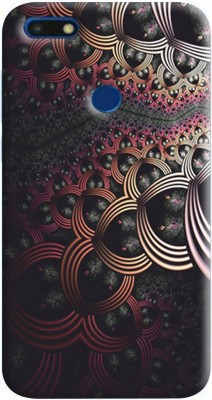 Gadget Mate Back Cover for Micromax Yu Ace Multicolor