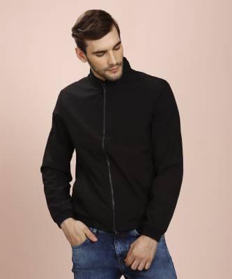 Arrow New York Full Sleeve Solid Men's Jacket