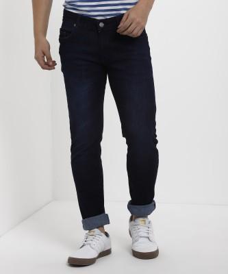 Numero Uno Slim Men's Dark Blue Jeans