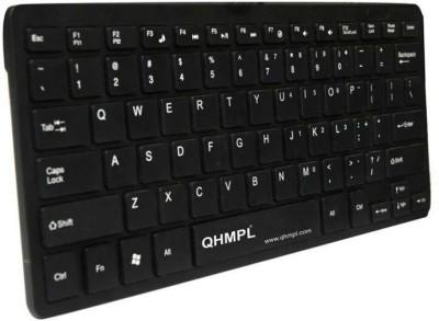 b39f5606cd9 Buy Amkette Lexus Wired USB Desktop Keyboard(Black) on Flipkart ...